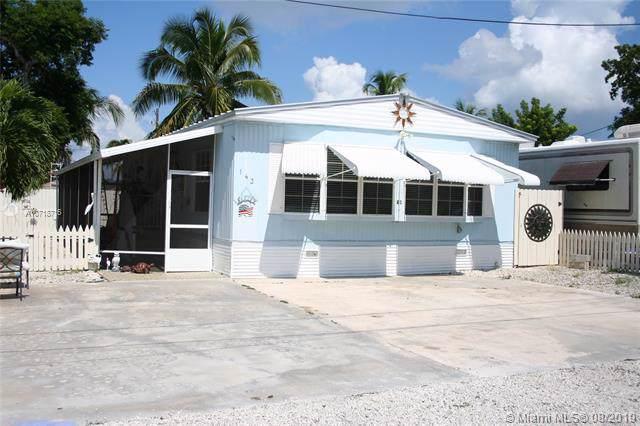 143 2nd Court, Other City - Keys/Islands/Caribbean, FL 33037 (MLS #A10718716) :: Berkshire Hathaway HomeServices EWM Realty