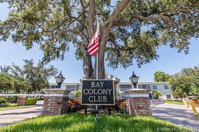 6447 Bay Club Drive, Bldg 15 #1, Fort Lauderdale, FL 33308 (MLS #A10718745) :: Grove Properties