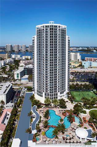 18001 Collins Ave #618, Sunny Isles Beach, FL 33160 (MLS #A10719026) :: The Teri Arbogast Team at Keller Williams Partners SW