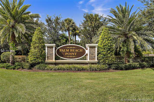 15756 Ocean Breeze Ln, Wellington, FL 33414 (MLS #A10719028) :: The Kurz Team