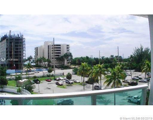 100 NE Bayview #406, Sunny Isles Beach, FL 33160 (MLS #A10719064) :: Grove Properties