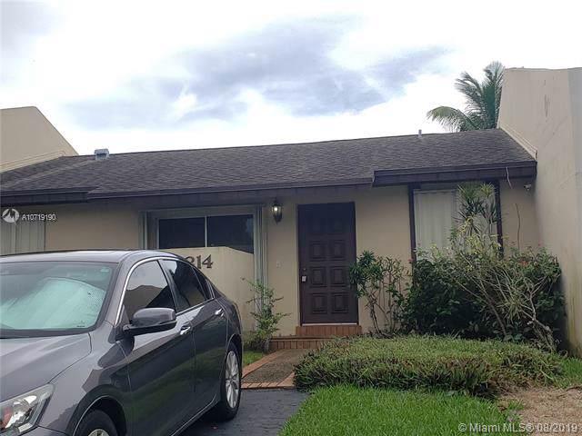 12314 SW 115th Ter ., Miami, FL 33186 (MLS #A10719190) :: Berkshire Hathaway HomeServices EWM Realty
