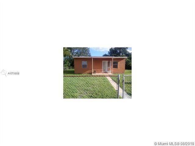 2520 NW 161st St, Miami Gardens, FL 33054 (MLS #A10719256) :: Grove Properties