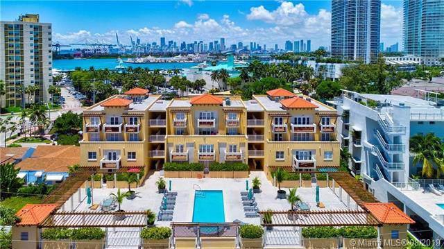 227 Michigan Av #202, Miami Beach, FL 33139 (MLS #A10719288) :: The Howland Group