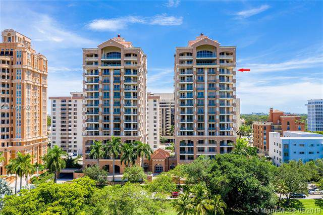 626 Coral Way #1504, Coral Gables, FL 33134 (MLS #A10719297) :: The Adrian Foley Group