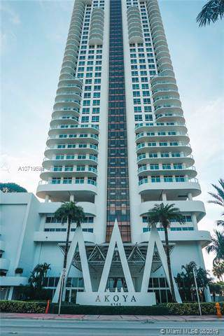 6365 Collins Ave #2806, Miami Beach, FL 33141 (MLS #A10719596) :: United Realty Group