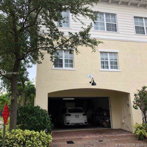 610 SW 1st Ave #610, Pompano Beach, FL 33060 (MLS #A10719674) :: Ray De Leon with One Sotheby's International Realty