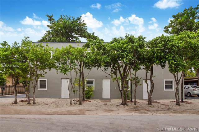 1030 NW 32nd St, Miami, FL 33127 (MLS #A10719852) :: The Rose Harris Group