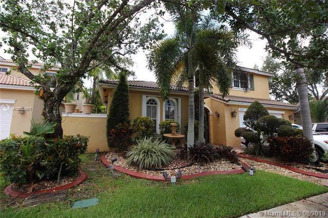 13064 SW 26th St, Miramar, FL 33027 (MLS #A10719901) :: The Jack Coden Group