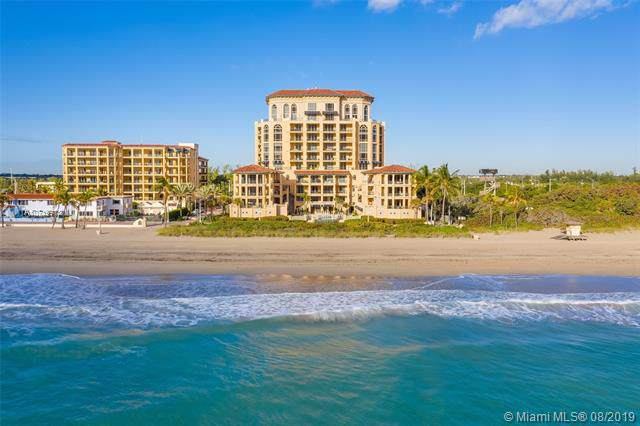 3501 N Ocean Drive 5B, Hollywood, FL 33019 (MLS #A10719913) :: The Edge Group at Keller Williams