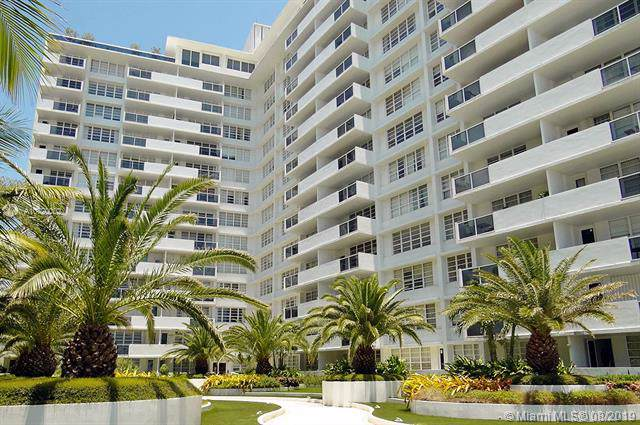 100 Lincoln Rd #423, Miami Beach, FL 33139 (MLS #A10720002) :: The Paiz Group