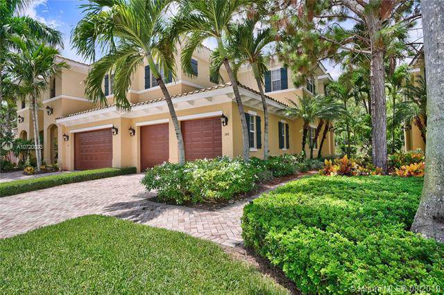 349 Chambord Ter #349, Palm Beach Gardens, FL 33410 (MLS #A10720093) :: The Paiz Group