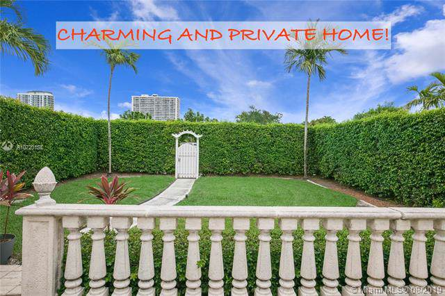 7544 Mutiny Ave, North Bay Village, FL 33141 (MLS #A10720158) :: Lucido Global