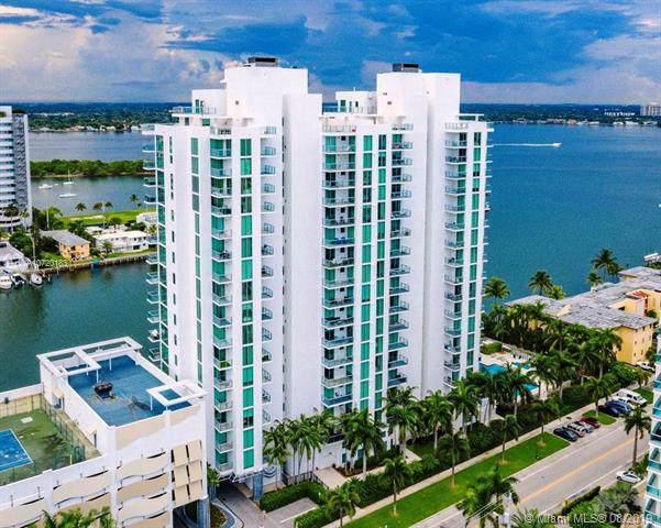 7928 East Dr #804, North Bay Village, FL 33141 (MLS #A10720183) :: Lucido Global