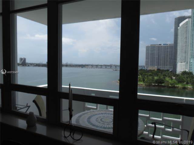 2121 N Bayshore Dr #914, Miami, FL 33137 (MLS #A10720431) :: The Jack Coden Group