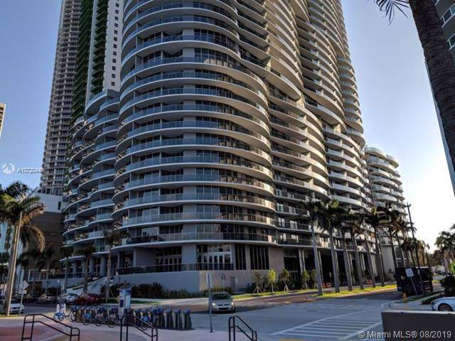 488 NE 18 St #1610, Miami, FL 33132 (MLS #A10720449) :: The Jack Coden Group