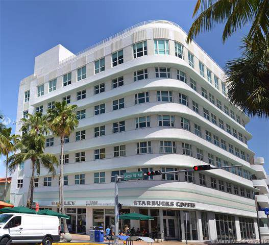 605 Lincoln Rd #303, Miami Beach, FL 33139 (MLS #A10720469) :: The Jack Coden Group
