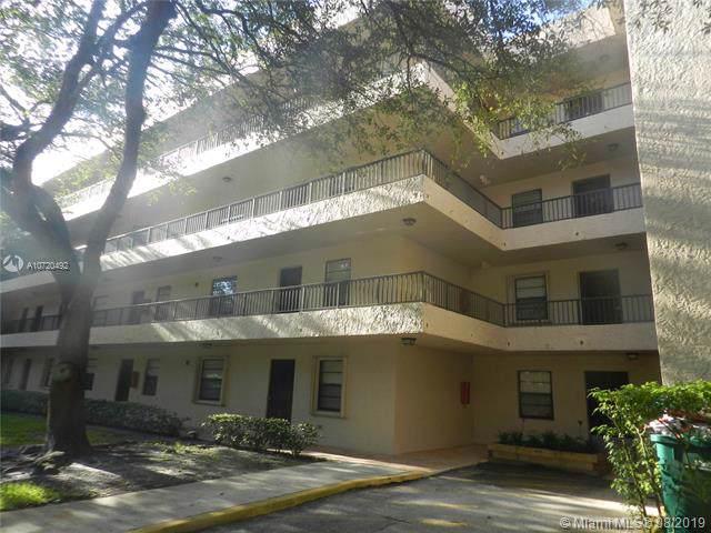10501 W Broward Blvd #402, Plantation, FL 33324 (MLS #A10720492) :: Grove Properties