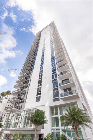 600 NE 27th St #3601, Miami, FL 33137 (MLS #A10720531) :: Grove Properties