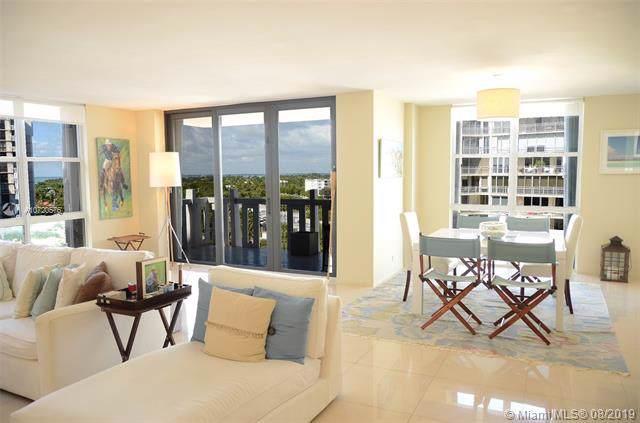 1111 Crandon Blvd A707, Key Biscayne, FL 33149 (MLS #A10720576) :: Grove Properties