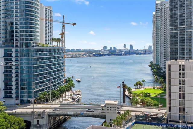 31 SE 5th St #1710, Miami, FL 33131 (MLS #A10720600) :: Miami Villa Group