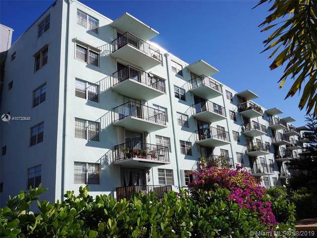 12500 NE 15th Ave #312, North Miami, FL 33161 (MLS #A10720645) :: The Riley Smith Group