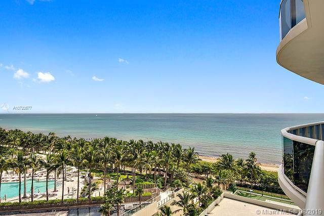 9601 Collins Ave #902, Bal Harbour, FL 33154 (MLS #A10720677) :: Miami Villa Group