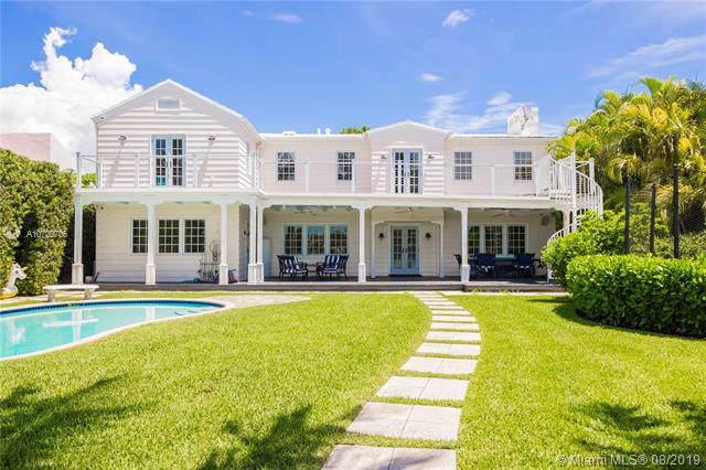 1550 Daytonia Rd, Miami Beach, FL 33141 (MLS #A10720706) :: United Realty Group