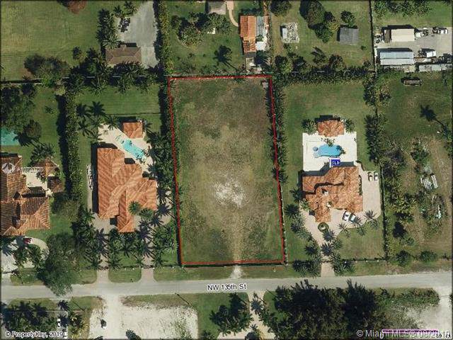 9863 NW 135 St, Hialeah Gardens, FL 33018 (MLS #A10720728) :: Grove Properties