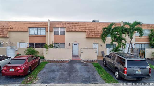 3685 SW 59th Ave #109, Davie, FL 33314 (MLS #A10720731) :: Castelli Real Estate Services