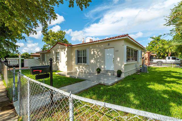 400 SW 30th Ave, Miami, FL 33135 (MLS #A10720741) :: Laurie Finkelstein Reader Team
