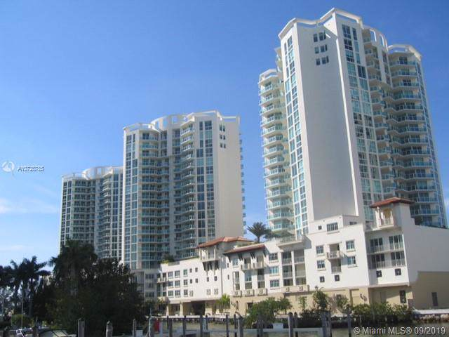 200 Sunny Isles Blvd 2-1603, Sunny Isles Beach, FL 33160 (MLS #A10720765) :: The Riley Smith Group