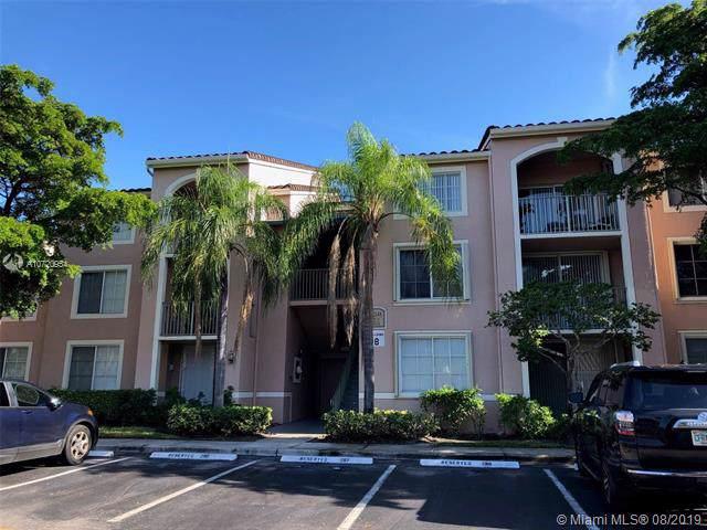 12148 Saint Andrews Pl #109, Miramar, FL 33025 (MLS #A10720954) :: GK Realty Group LLC