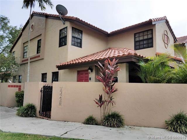 13230 SW 114th Ter #13230, Miami, FL 33186 (MLS #A10720956) :: GK Realty Group LLC