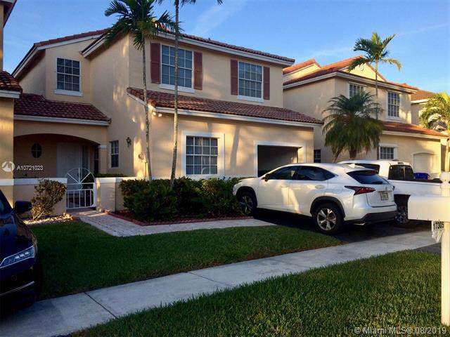 17275 NW 7th St, Pembroke Pines, FL 33029 (MLS #A10721023) :: RE/MAX Presidential Real Estate Group