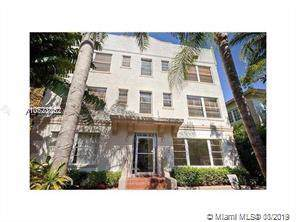 1320 Drexel Ave #203, Miami Beach, FL 33139 (MLS #A10721032) :: Castelli Real Estate Services