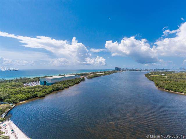 500 Bayview Dr Ph26, Sunny Isles Beach, FL 33160 (MLS #A10721039) :: The Teri Arbogast Team at Keller Williams Partners SW