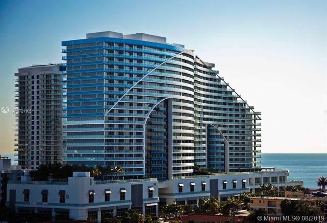 3101 Bayshore Dr #807, Fort Lauderdale, FL 33304 (MLS #A10721105) :: Castelli Real Estate Services