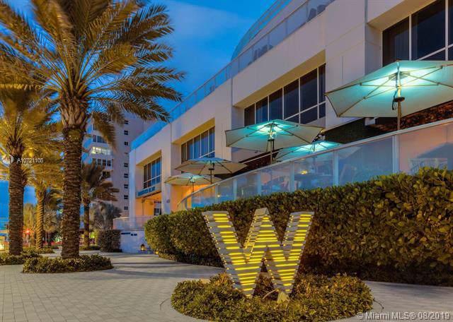 3101 Bayshore Dr #1806, Fort Lauderdale, FL 33304 (MLS #A10721108) :: Castelli Real Estate Services