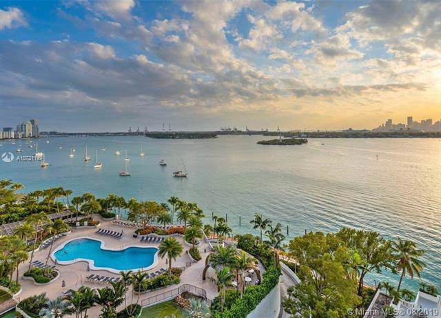 5 Island Ave 14G, Miami Beach, FL 33139 (MLS #A10721149) :: The Adrian Foley Group