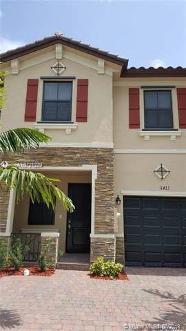 11421 SW 253rd St #11421, Homestead, FL 33032 (MLS #A10721229) :: Berkshire Hathaway HomeServices EWM Realty