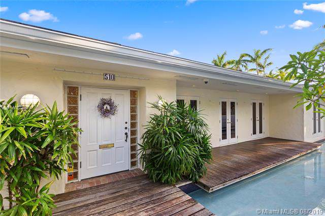 510 San Servando Ave, Coral Gables, FL 33143 (MLS #A10721379) :: The Jack Coden Group