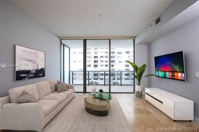 5875 Collins Ave #804, Miami Beach, FL 33140 (MLS #A10721385) :: Berkshire Hathaway HomeServices EWM Realty