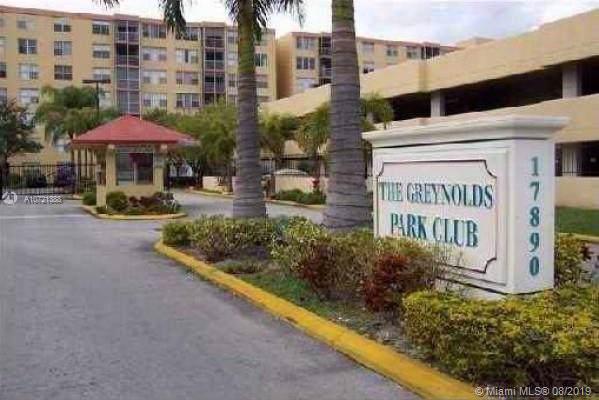 17890 W Dixie Hwy 302 #302, Miami, FL 33160 (MLS #A10721388) :: The Teri Arbogast Team at Keller Williams Partners SW