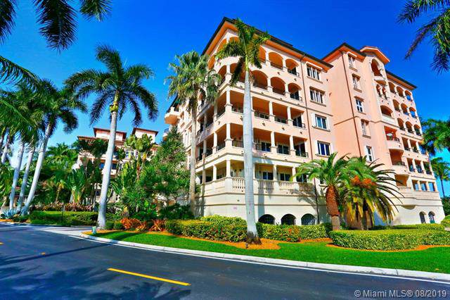13641 Deering Bay Dr #128, Coral Gables, FL 33158 (MLS #A10721494) :: The Maria Murdock Group