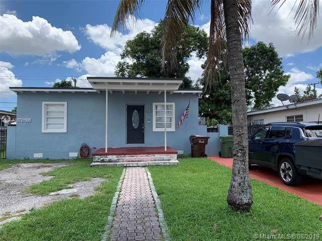 222 W 18th St, Hialeah, FL 33010 (MLS #A10721505) :: Castelli Real Estate Services
