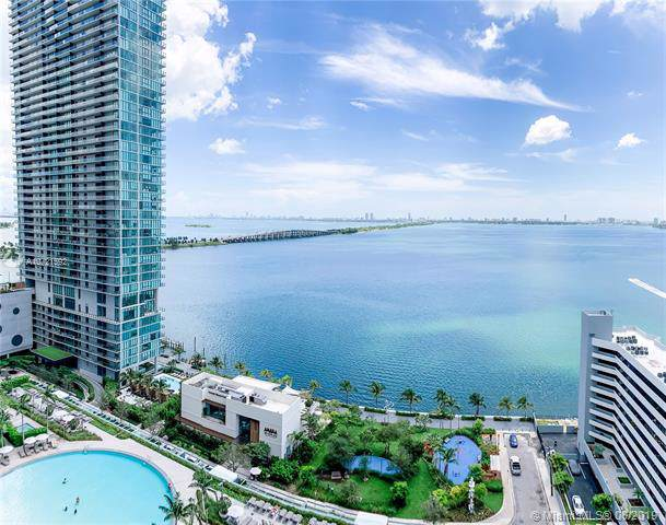 480 NE 31 St #1801, Miami, FL 33137 (MLS #A10721592) :: The Jack Coden Group