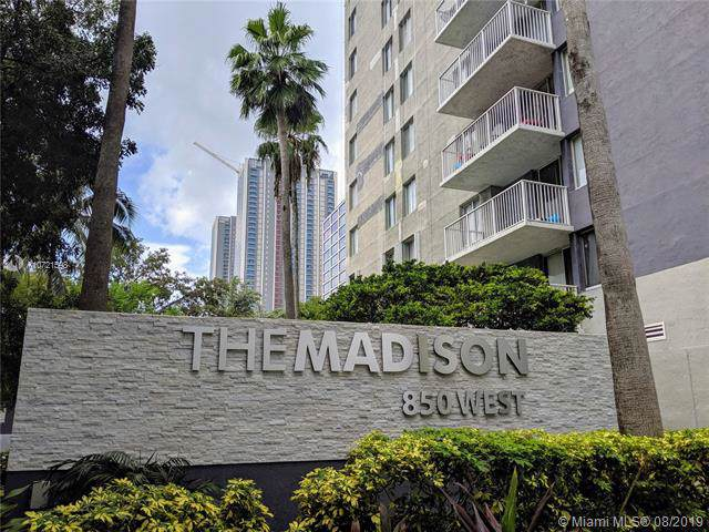850 N Miami Ave W-201, Miami, FL 33136 (MLS #A10721598) :: The Teri Arbogast Team at Keller Williams Partners SW