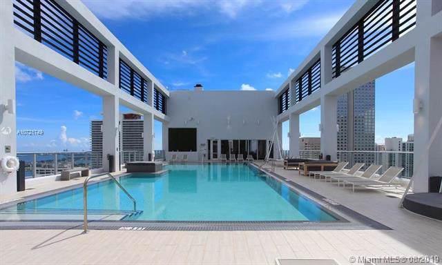 151 SE 1st St #906, Miami, FL 33131 (MLS #A10721749) :: Berkshire Hathaway HomeServices EWM Realty