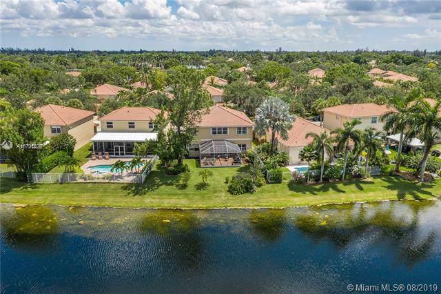 16409 Sapphire Pl, Weston, FL 33331 (MLS #A10721826) :: Berkshire Hathaway HomeServices EWM Realty